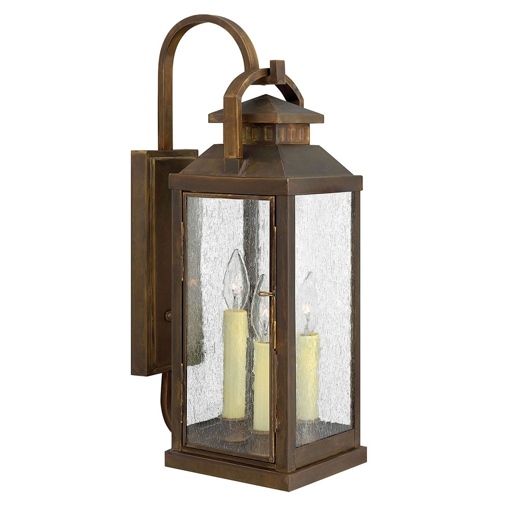 Featured Photo of Large Outdoor Wall Lanterns