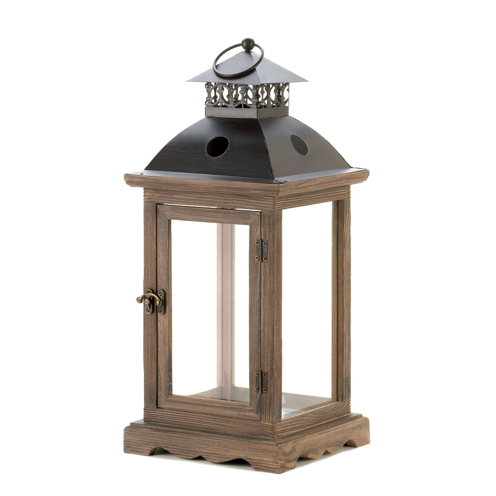 Candle Lantern Outdoor, Antique Metal Monticello Hanging Candle Pertaining To Well Known Antique Outdoor Lanterns (View 14 of 20)