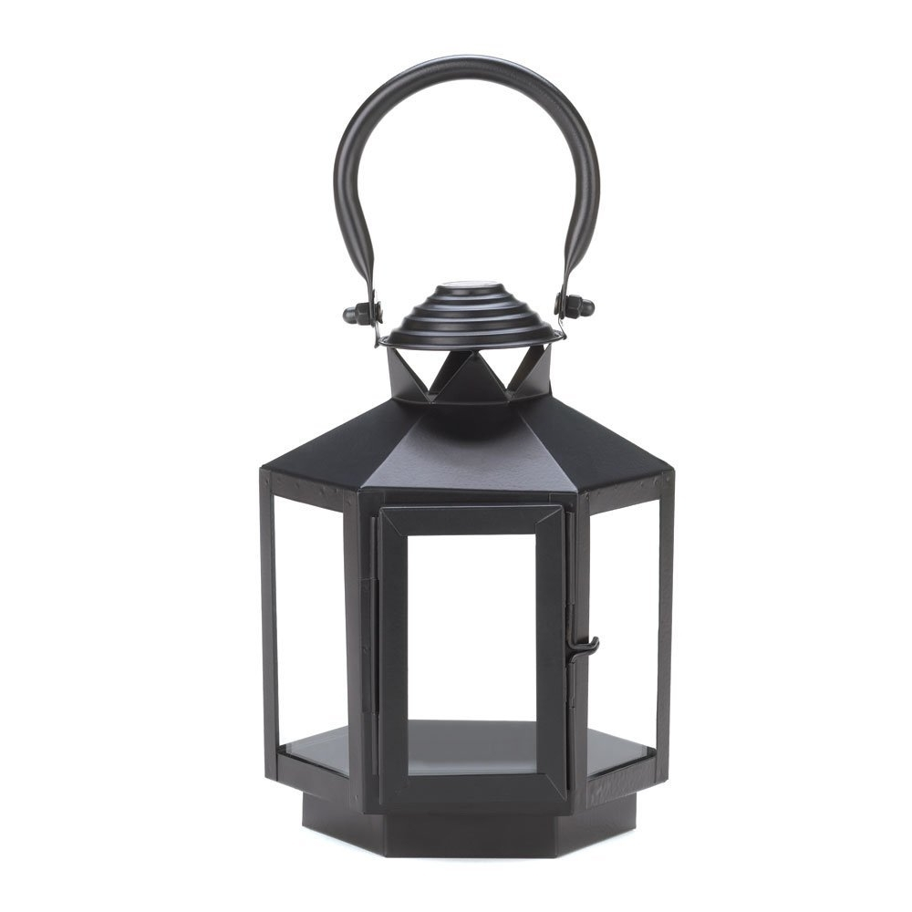 Candle Lanterns Decorative, Rustic Metal And 50 Similar Items Intended For 2019 Outdoor Metal Lanterns For Candles (Gallery 9 of 20)