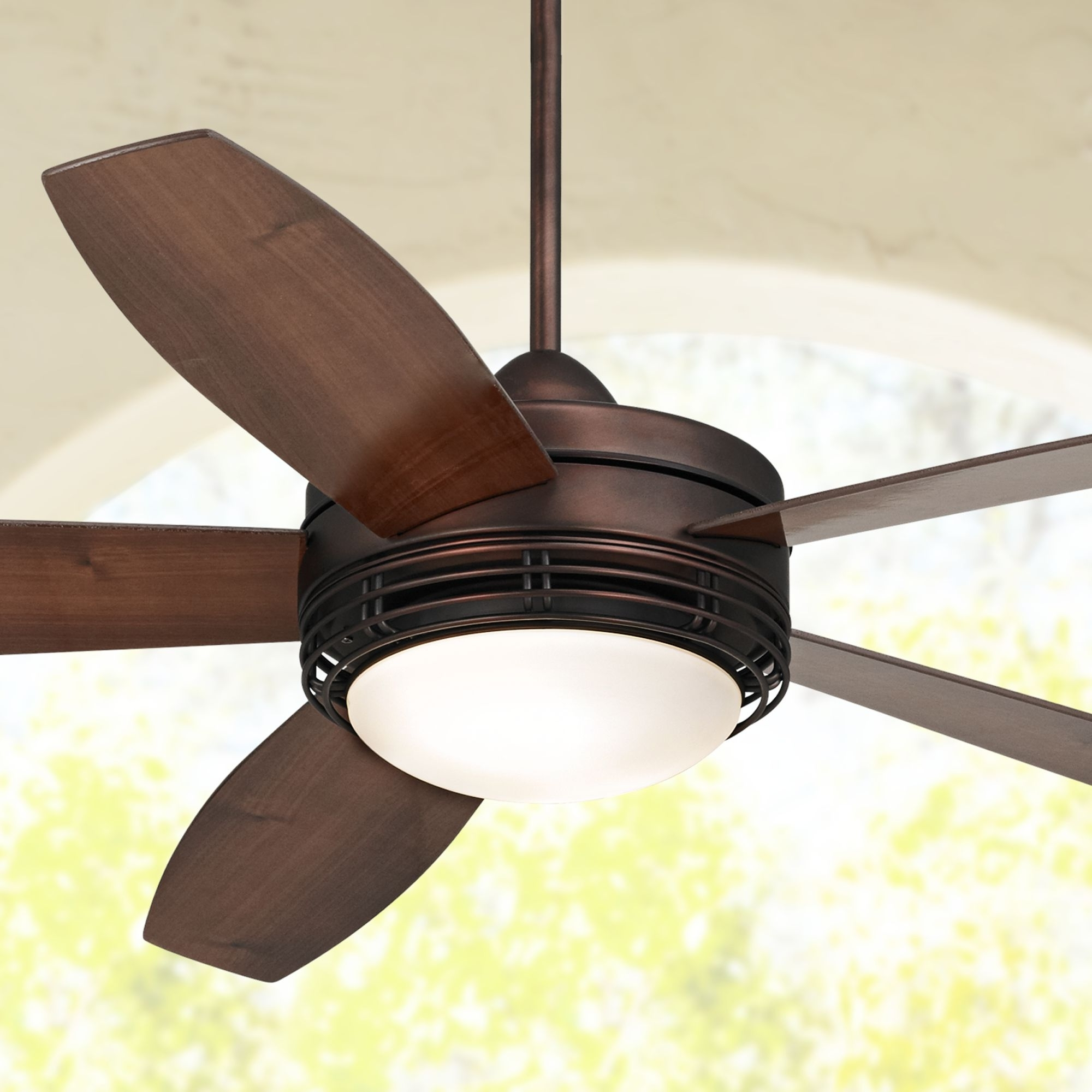 "Casa Vieja 60"" Casa Province™ Bronze Outdoor Ceiling Fan Inside Preferred Casa Vieja Outdoor Ceiling Fans (View 5 of 20)"