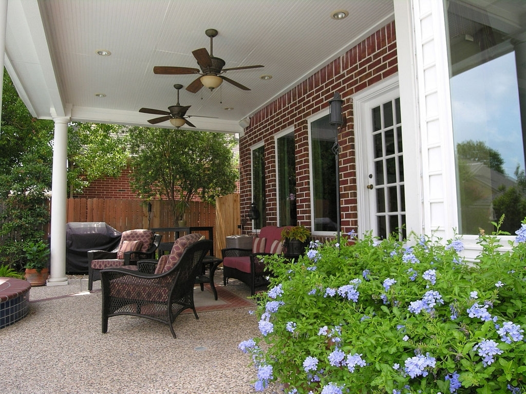 Ceiling: Astounding Outdoor Ceiling Fan With Remote Outdoor Fans Throughout Latest Outdoor Ceiling Fans For Patios (View 11 of 20)