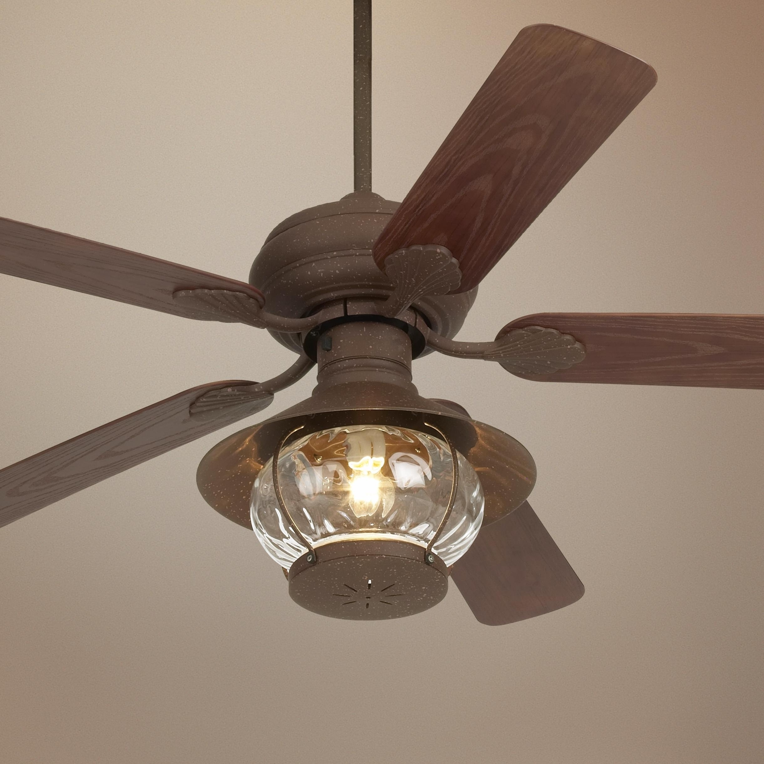 Ceiling: Awesome Rustic Outdoor Ceiling Fans Rustic Ceiling Fans For Preferred Outdoor Ceiling Fans With Lantern (View 3 of 20)