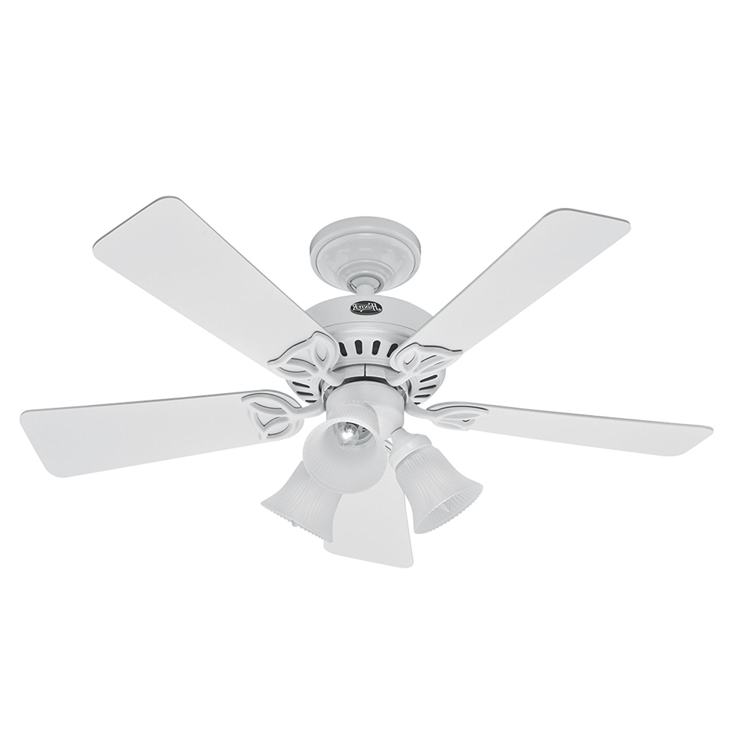 Ceiling Fan: Appealing Hunter Ceiling Fans Ideas Ceiling Fans Regarding Most Up To Date Hunter Outdoor Ceiling Fans With White Lights (View 20 of 20)