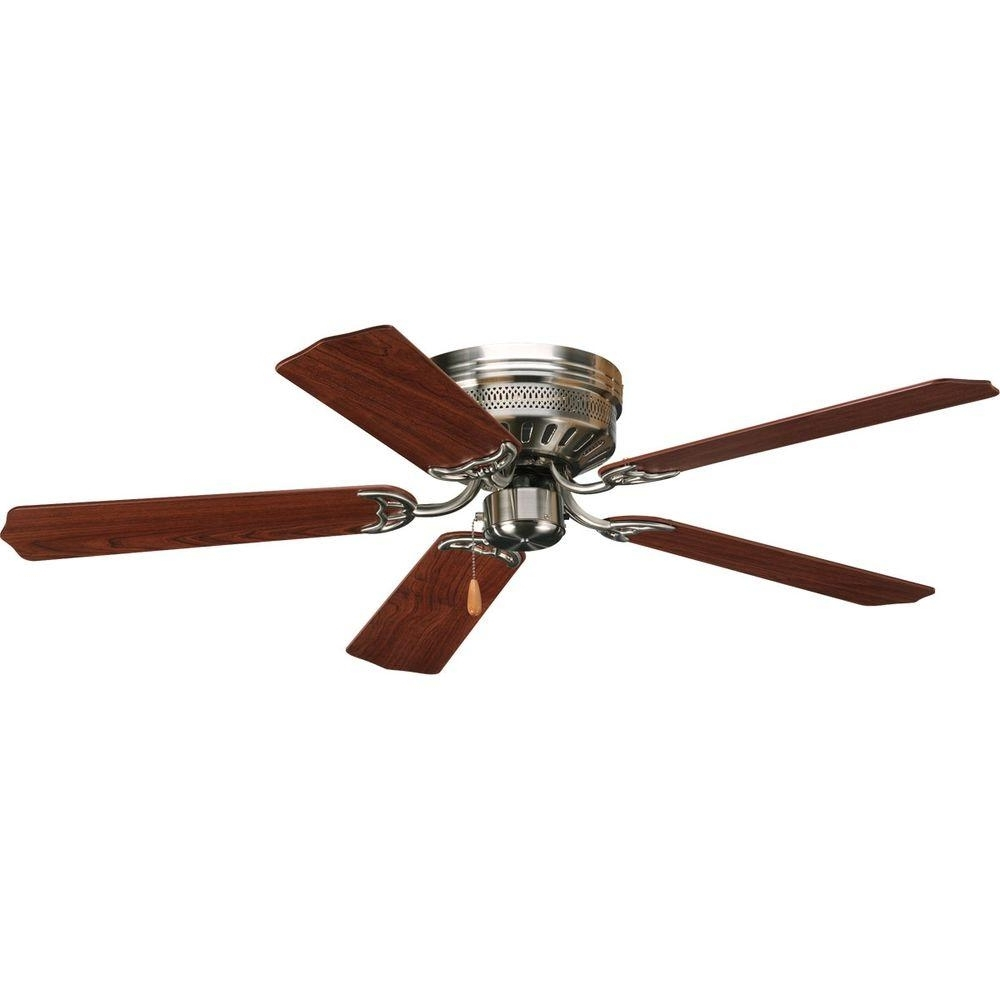 Ceiling Fan: Breathtaking Hugger Ceiling Fans With Light Ideas With Most Up To Date Outdoor Ceiling Fans For 7 Foot Ceilings (View 19 of 20)