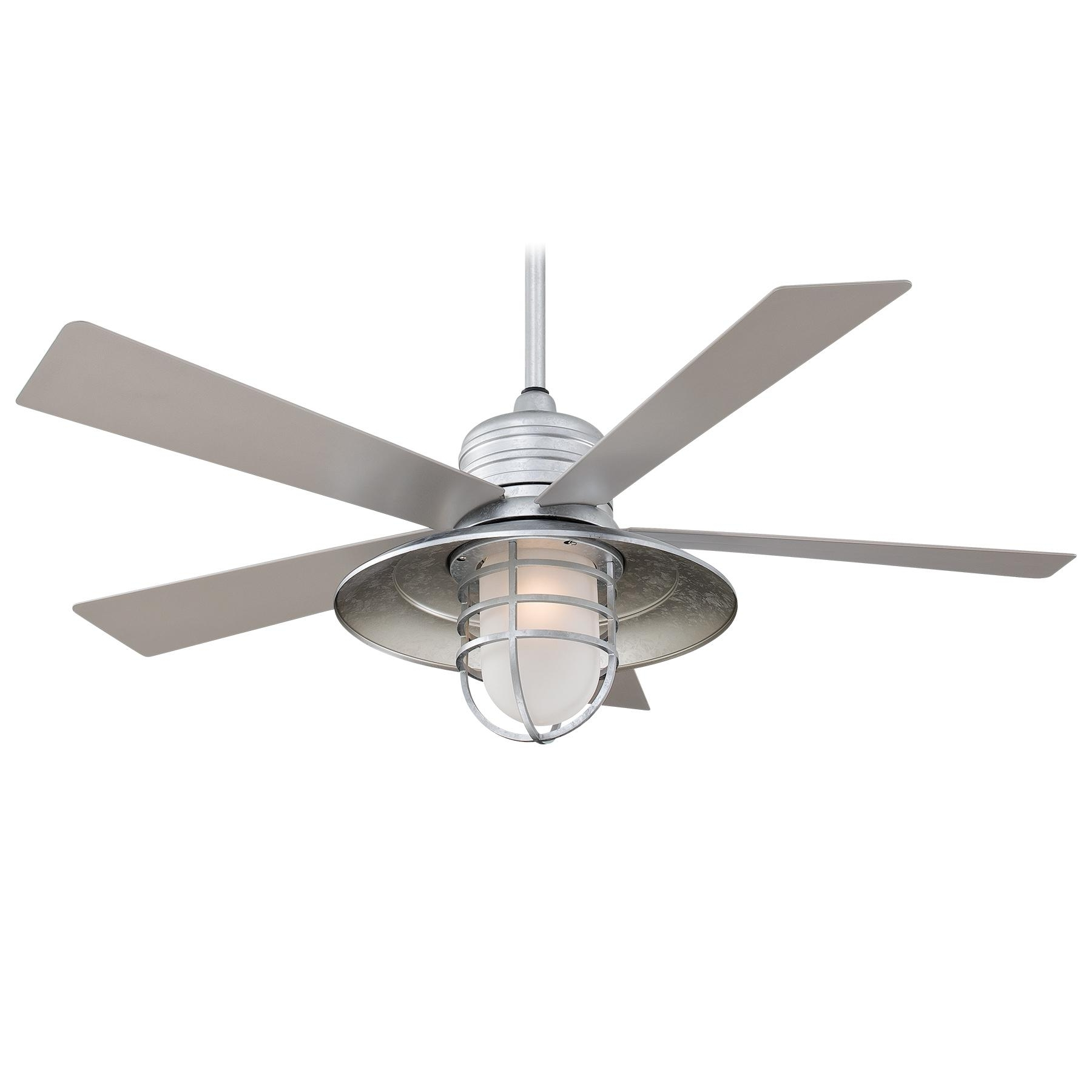 Ceiling: Interesting Kitchen Ceiling Fans With Bright Lights Intended For Popular Outdoor Ceiling Fans With Bright Lights (View 4 of 20)