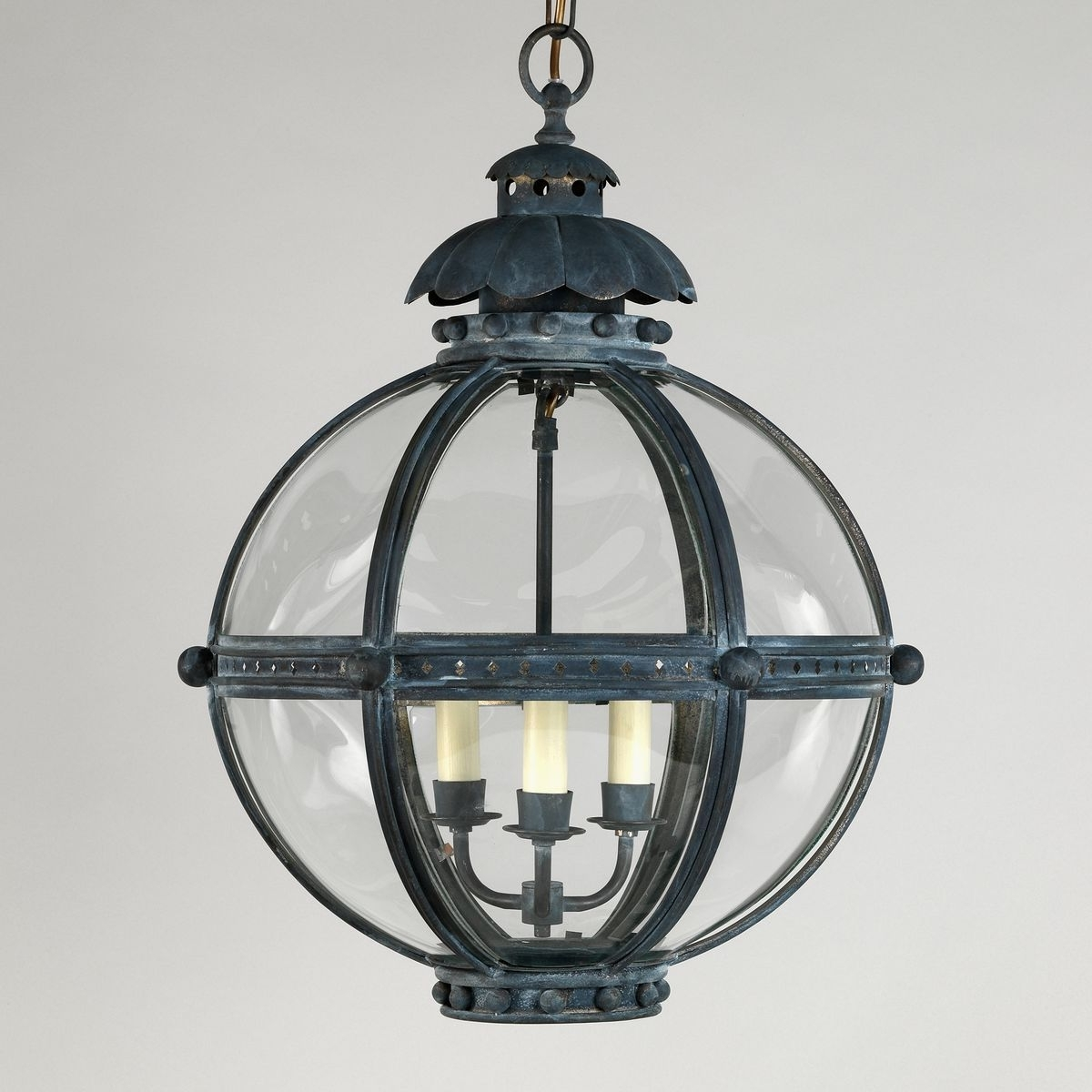 Cheyne Globe Lantern – Vaughan Designs (Gallery 6 of 20)
