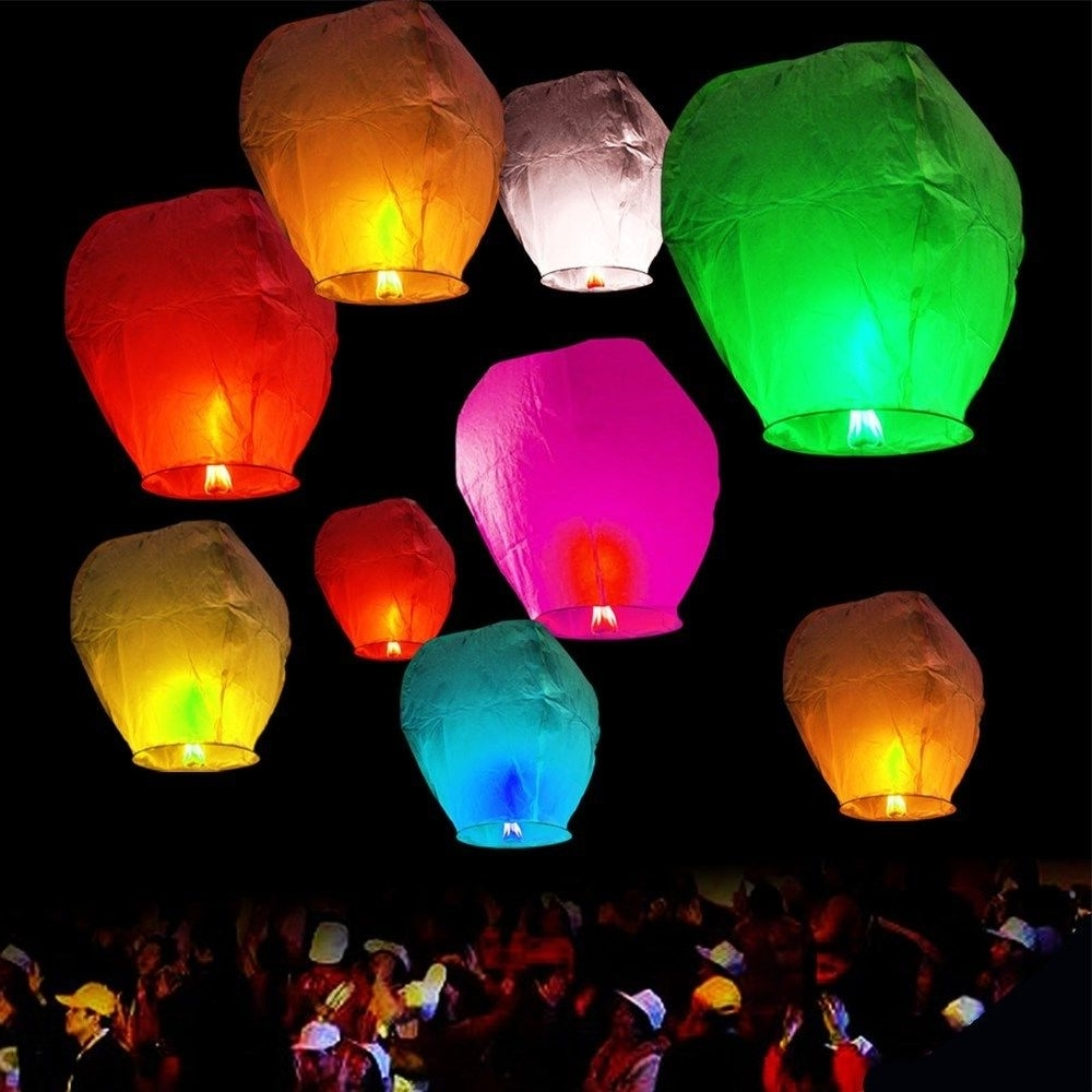Chinese Lantern (View 15 of 20)
