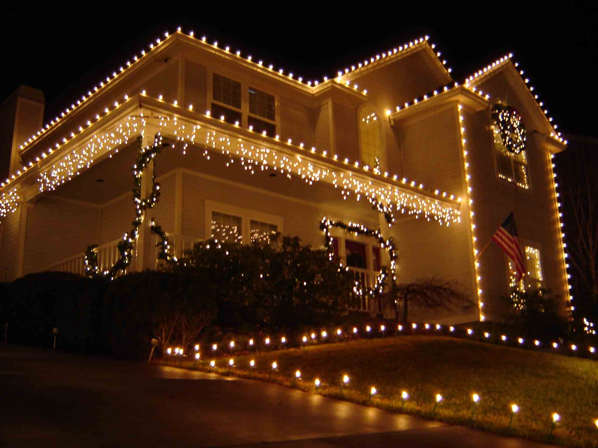 Christmas Lights : Elegance Decorative Commercial Outdoor Lighting For Widely Used Outdoor Lanterns For Christmas (View 14 of 20)