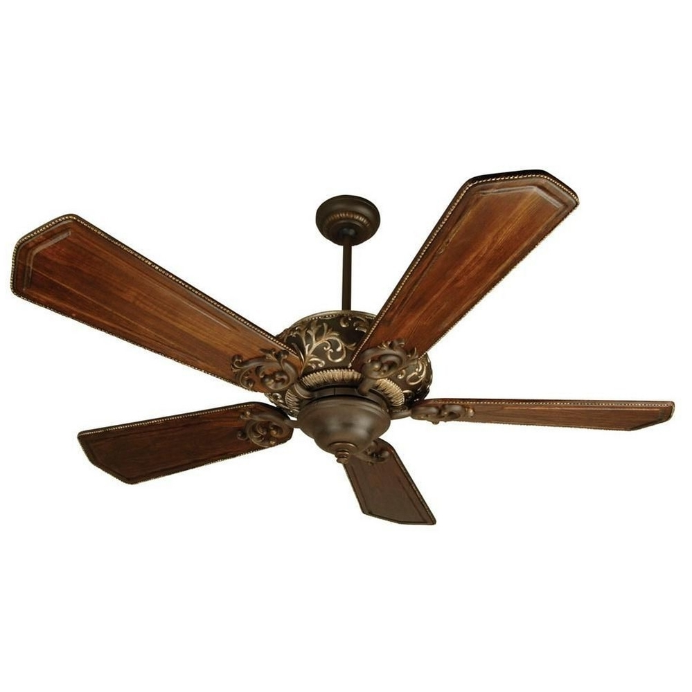 Craftmade Ceiling Fans With Regard To Most Popular Outdoor Ceiling Fans With Plastic Blades (View 5 of 20)