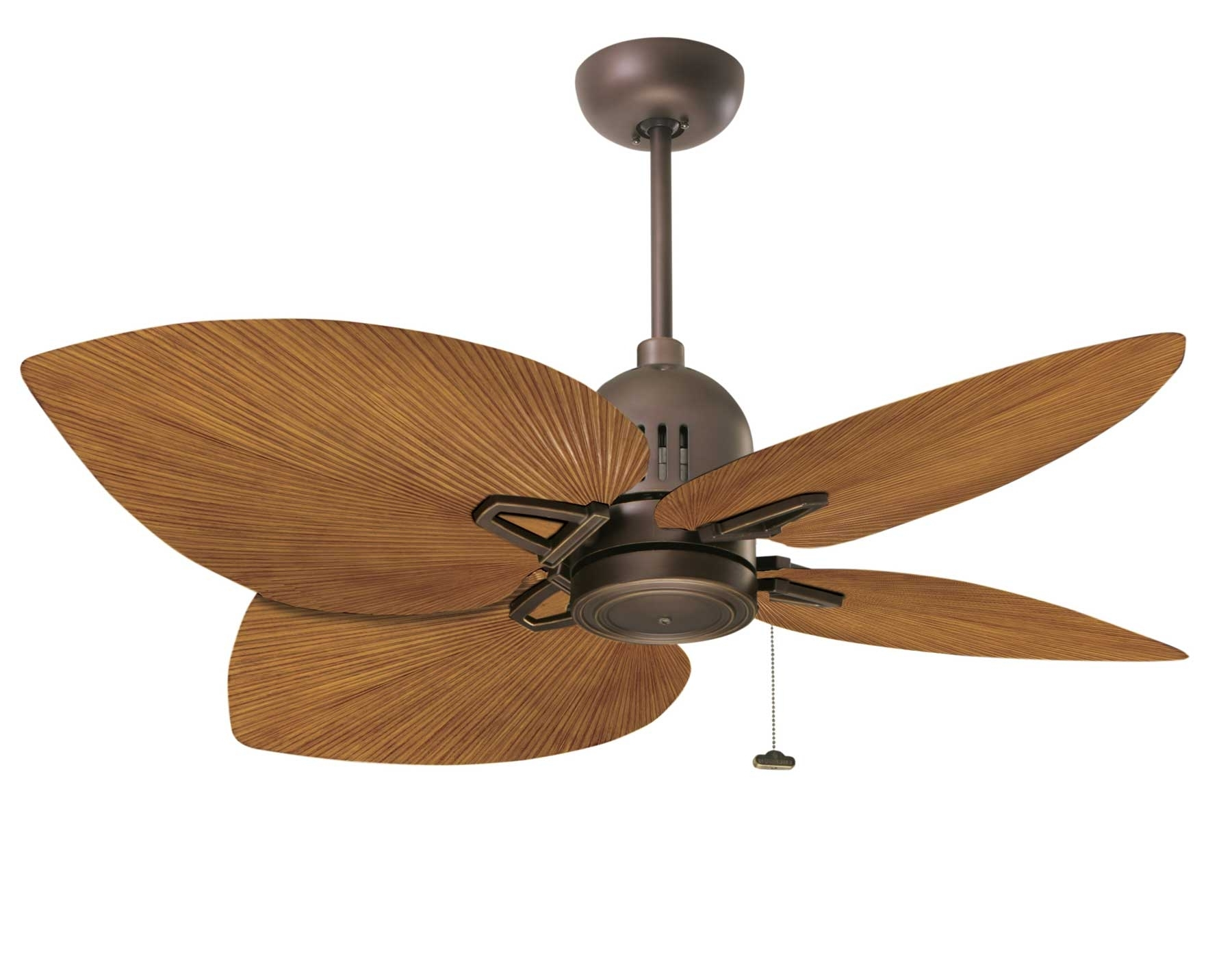 Current Decor: Bring An Island Look Into Your Home With Cool Ceiling Fan Throughout Outdoor Ceiling Fans With Covers (View 12 of 20)