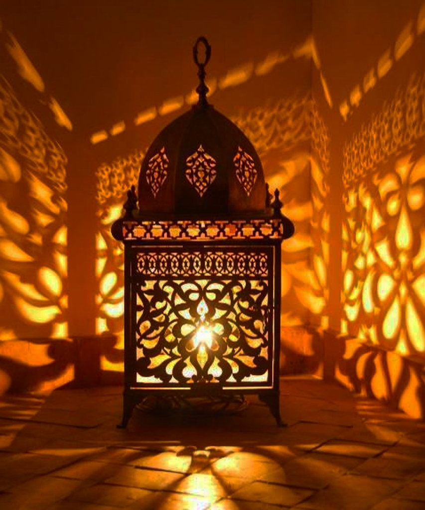 Current Moroccan Outdoor Lanterns For Moroccan Delights Part  (View 1 of 20)