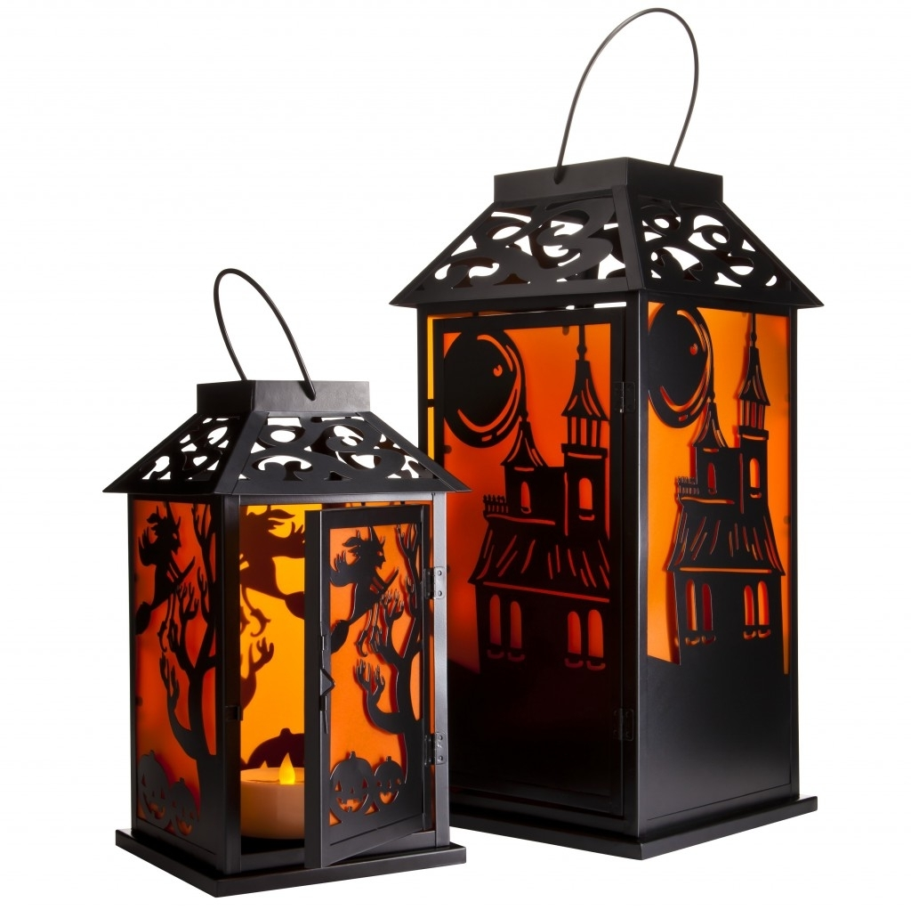 Current Outdoor Halloween Lanterns Pertaining To Alaskasmith: Party Ideas: How To Throw A Halloween Party (View 2 of 20)