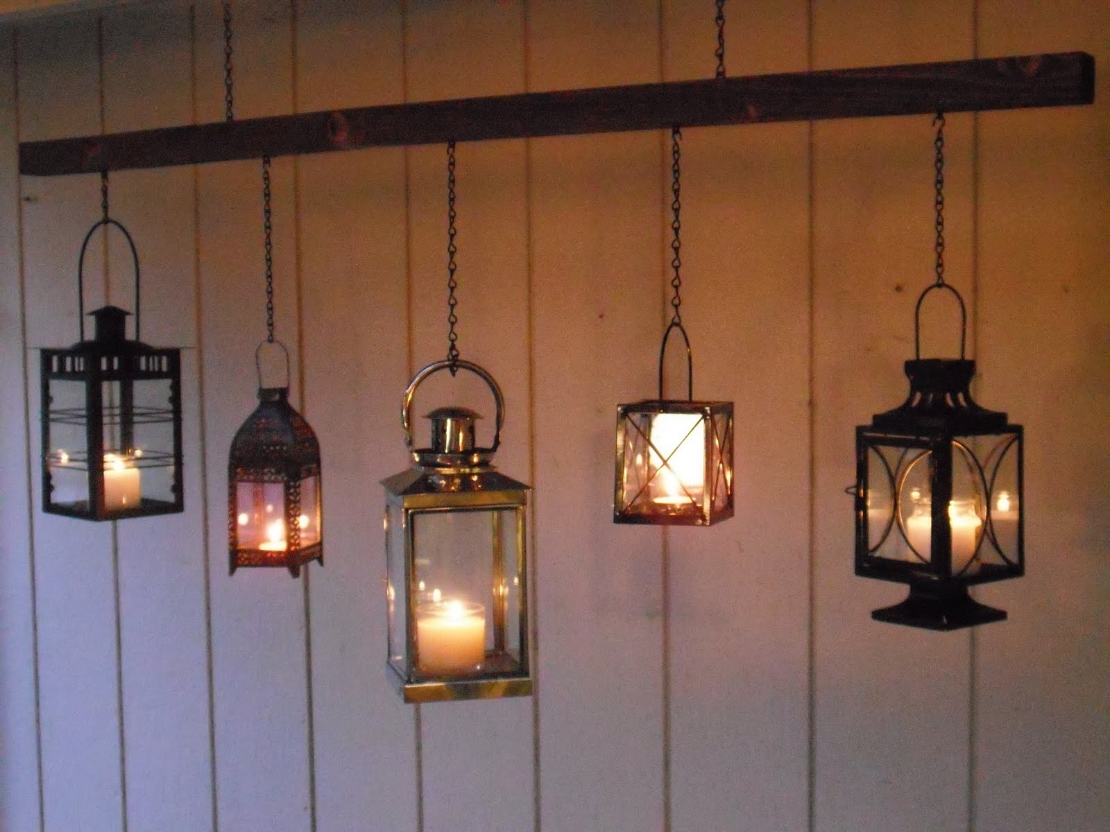 Current Outdoor Hanging Lanterns For Candles With Outdoor Hanging Candle Lanterns — Awesome House Lighting : Feeling (Gallery 14 of 20)