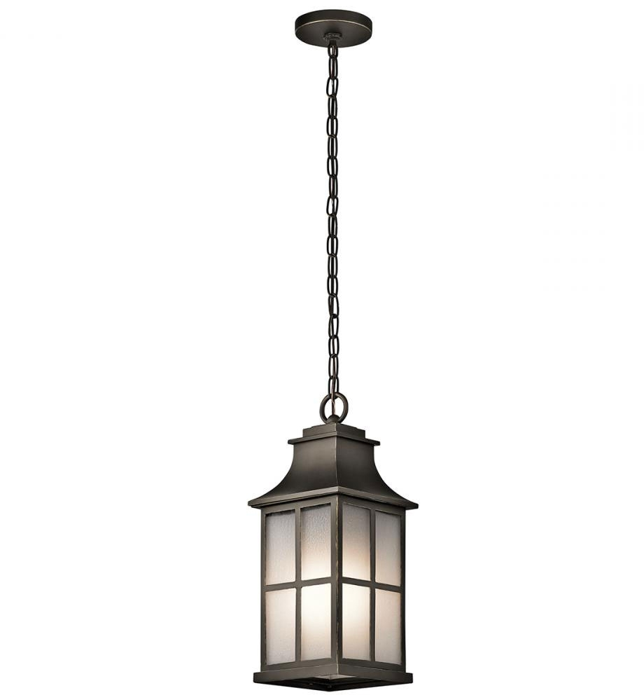 Current Outdoor Mexican Lanterns In Kichler Lighting Outdoor Hanging Lanterns – Outdoor Lighting Ideas (View 18 of 20)