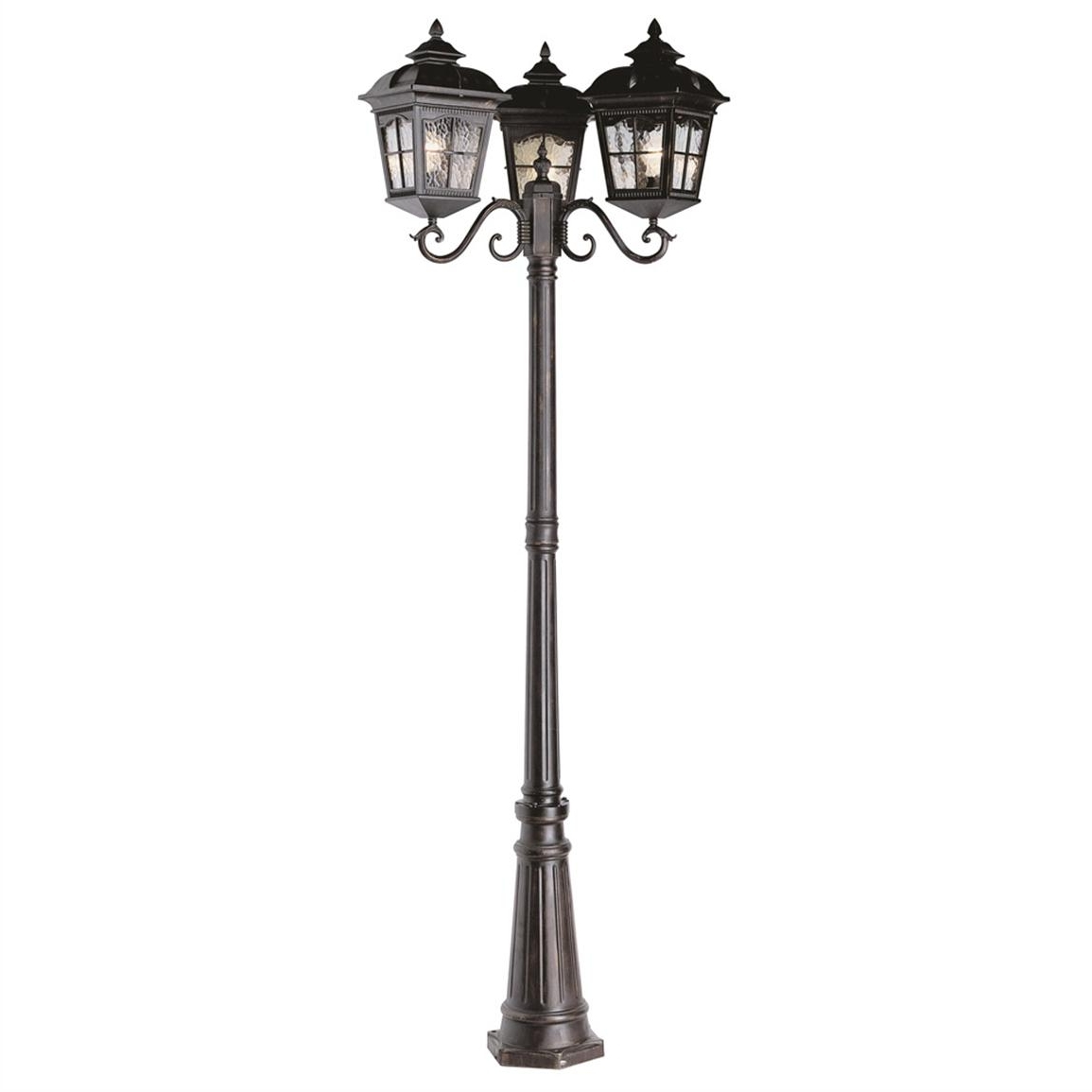 Current Outdoor Pole Lanterns With Regard To Outdoor Light : Thrift Outdoor Pole Barn Lighting , Outdoor Post (Gallery 3 of 20)