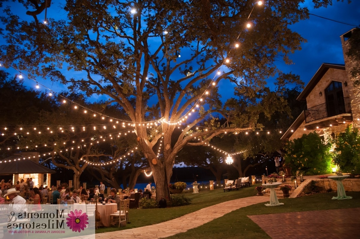Current Outdoor String Lanterns With Regard To String Lighting – Dpc Event Services (Gallery 18 of 20)