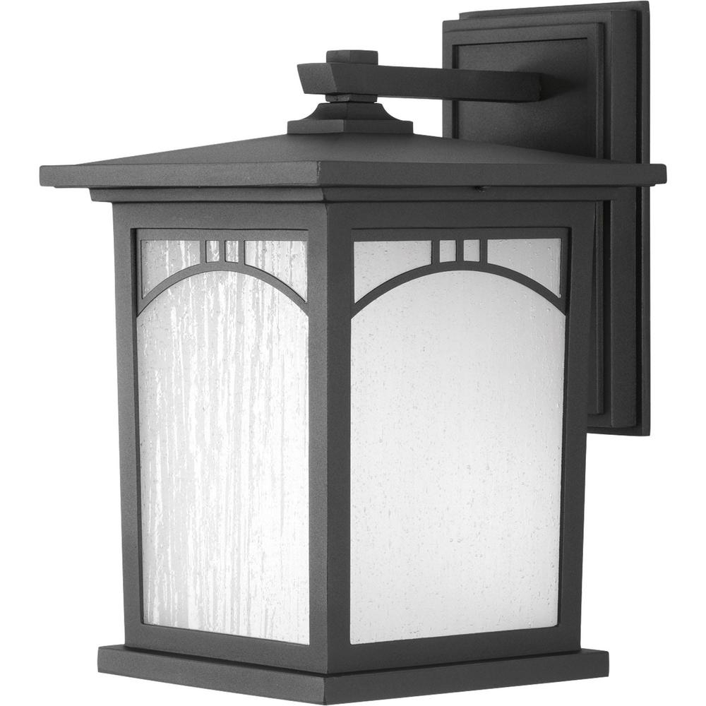 Current Progress Lighting Residence Collection 1 Light Outdoor 8 Inch For Outdoor Vinyl Lanterns (Gallery 1 of 20)