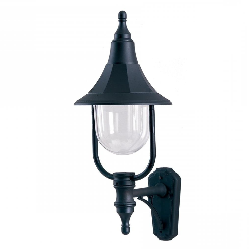 Current Rust Proof Outdoor Lanterns Throughout Black Outdoor Wall Lantern Designed To Withstand Salty Seaside Locations (View 4 of 20)