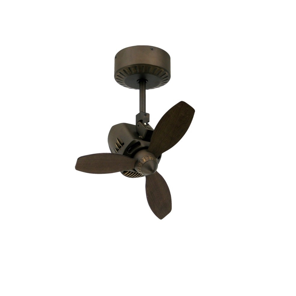 Current Troposair Mustang Oscillating Ceiling Fan – Oil Rubbed Bronze Finish Intended For Oil Rubbed Bronze Outdoor Ceiling Fans (View 5 of 20)
