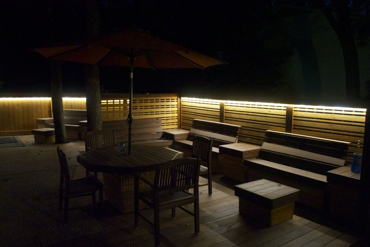 Deck Lighting With Most Popular Outdoor Deck Lanterns (View 2 of 20)
