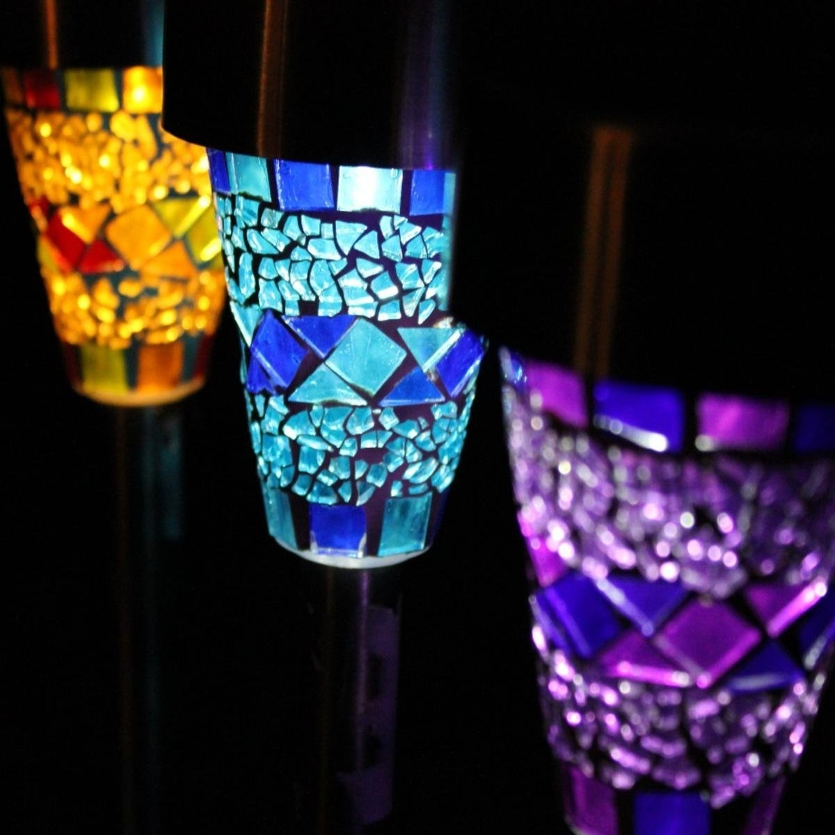 Decorative Outdoor Solar Lights 10 Reasons To Install, Solar Lamps With Regard To Newest Outdoor Mosaic Lanterns (Gallery 16 of 20)