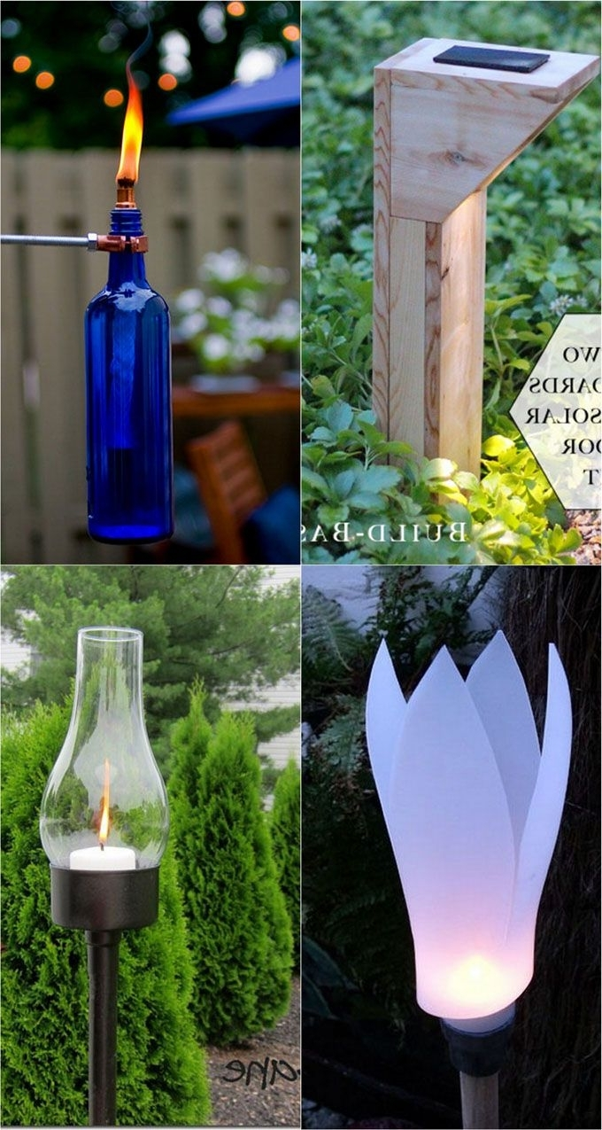 Diy Outdoors With Diy Outdoor Lanterns (View 3 of 20)