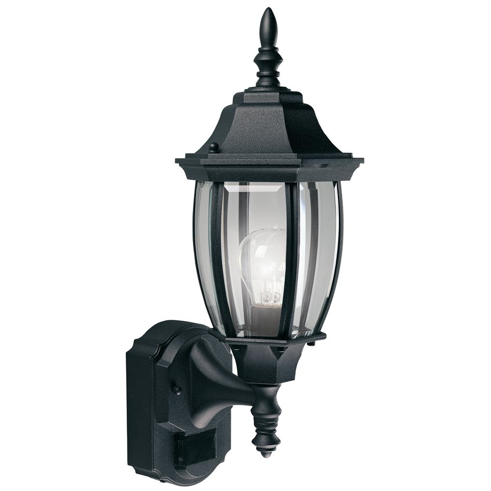 Dusk To Dawn – Outdoor Wall Mounted Lighting – Outdoor Lighting In Current Black Outdoor Lanterns (View 10 of 20)