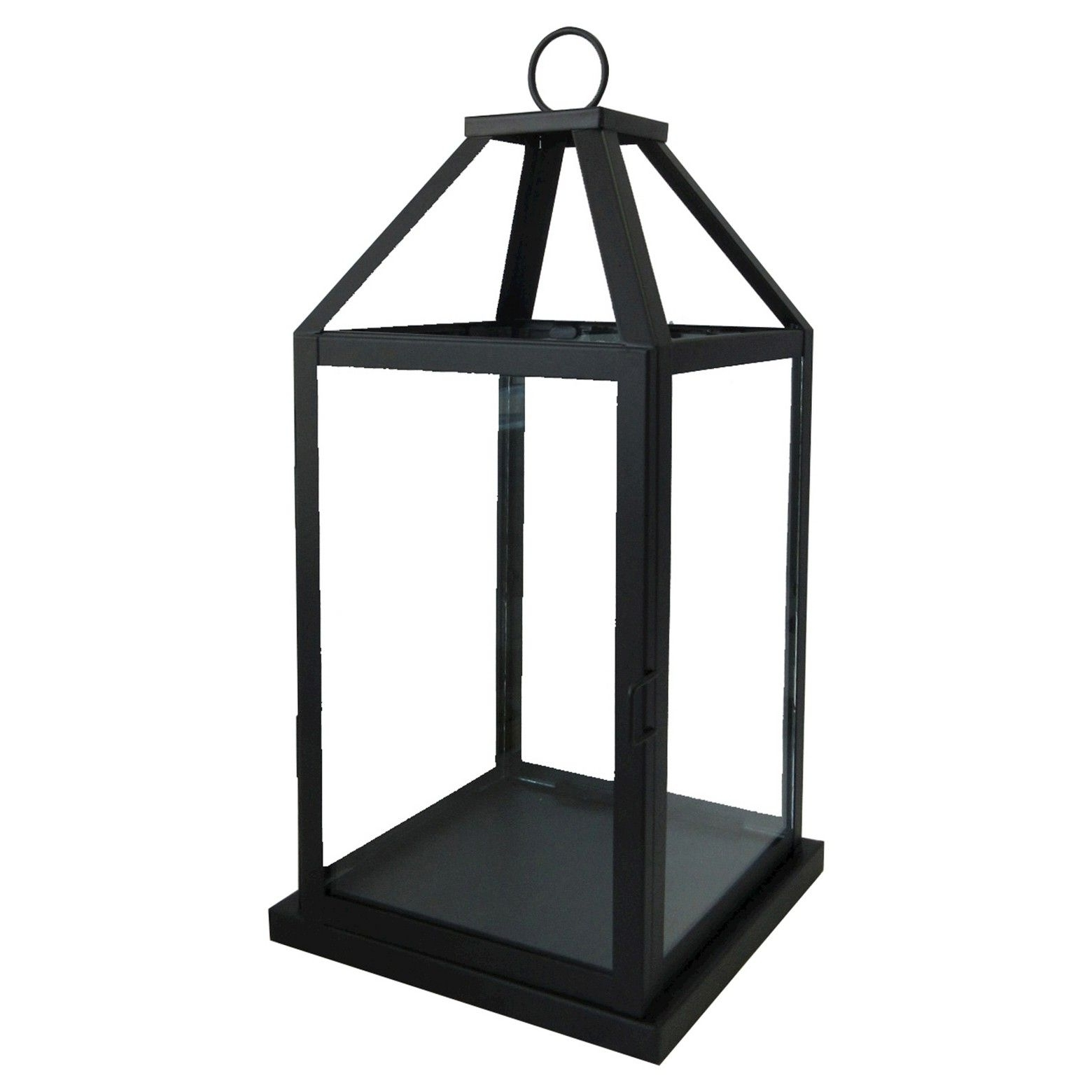 • Contemporary Metal Design And Construction<br>• Weather Throughout Most Up To Date Outdoor Weather Resistant Lanterns (View 16 of 20)
