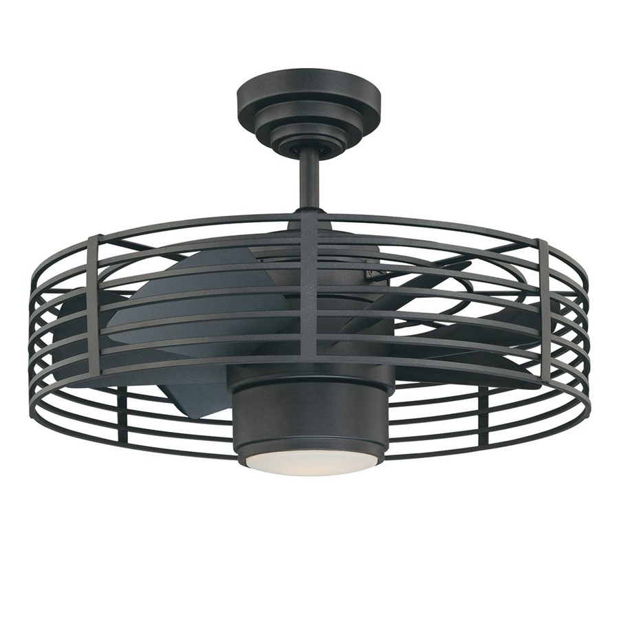 Enclosed Outdoor Ceiling Fans Intended For 2018 Bring Back Comfort Into Your Home – 15 Wonderful Enclosed Ceiling (View 15 of 20)