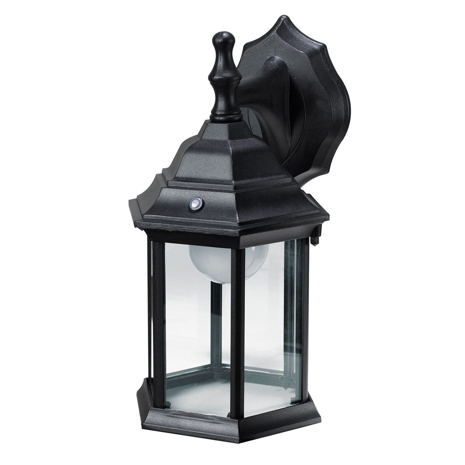 Exterior Wall Mounted Light Fixtures Led Outdoor Lights With For Favorite Outdoor Lanterns With Photocell (View 9 of 20)