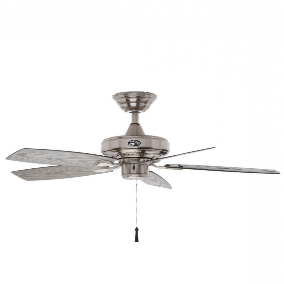 Famous 42 Inch Outdoor Ceiling Fans With Regard To Home Decor: Hampton Bay Gazebo Ii 42 In (View 6 of 20)