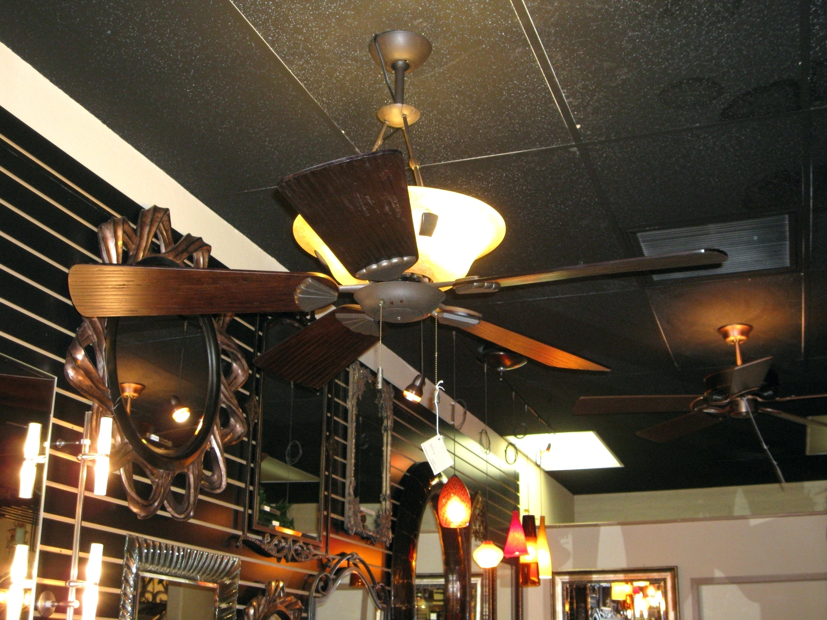 Famous Ceiling Fans : Indoor Outdoor Ceiling Fan Uplight Kit Ceiling Fan Regarding Outdoor Ceiling Fans With Uplights (View 14 of 20)