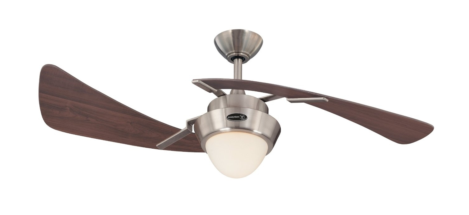 Famous Expensive Outdoor Ceiling Fans Pertaining To Discover The 7 Best Ceiling Fans With Lights (November 2017) (View 10 of 20)