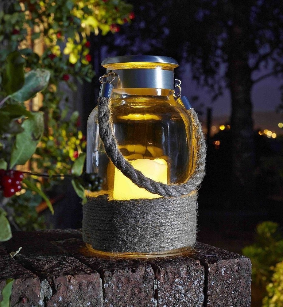 Famous Lanterns, Tea Lights – Outdoor Living Buy Trees, Shrubs, Perennials For Outdoor Tea Light Lanterns (Gallery 15 of 20)