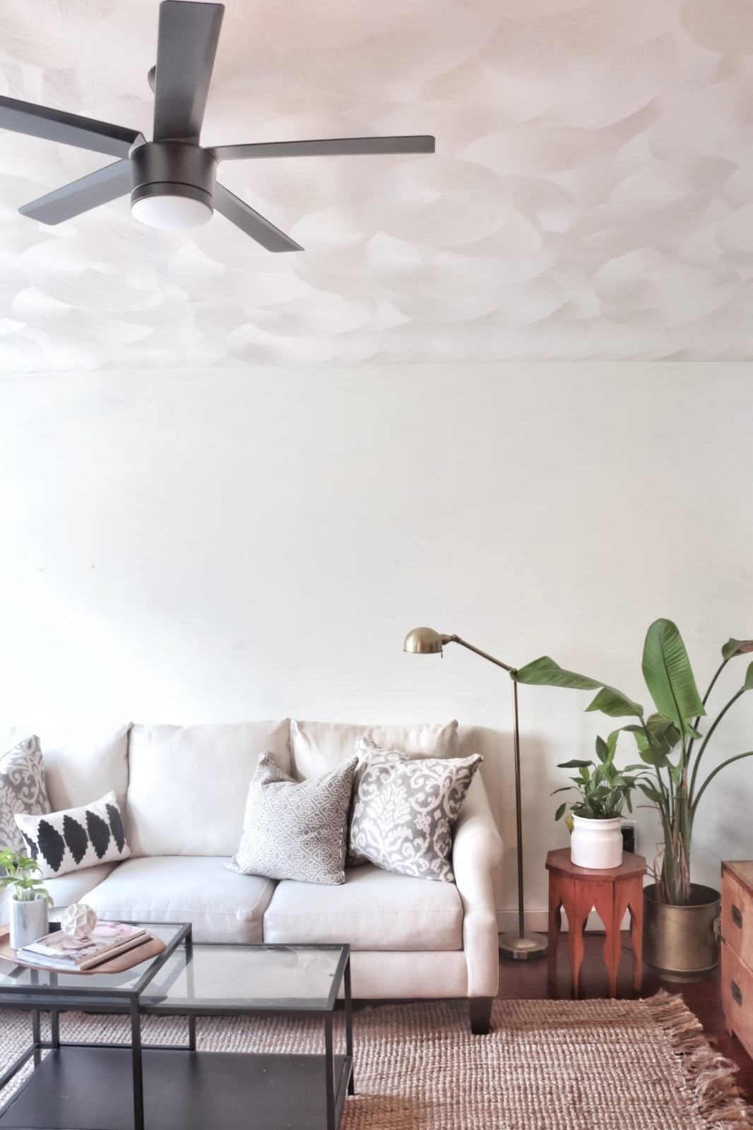Famous Outdoor Ceiling Fans Under $200 Pertaining To 10 Sleek And Stylish Lighted Ceiling Fans Under $200 (And Our New (View 4 of 20)