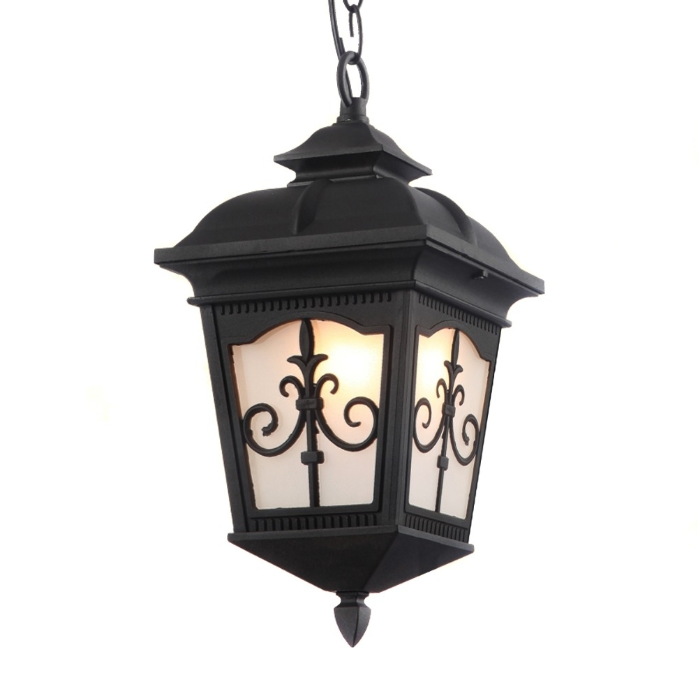 Famous Outdoor Lighting Solid And Durable Outdoor Pendants Waterproof Regarding Rust Proof Outdoor Lanterns (View 5 of 20)