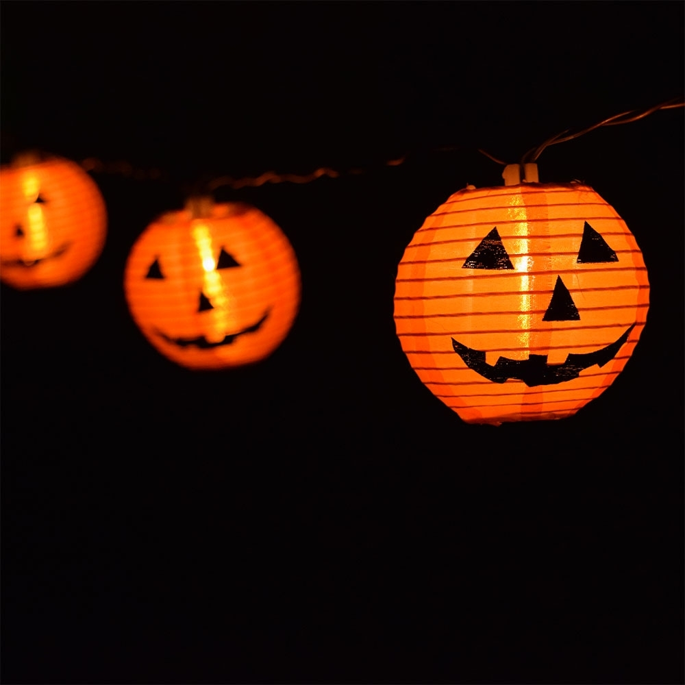 Famous Outdoor Pumpkin Lanterns Throughout Outdoor Pumpkin Lights – Outdoor Lighting Ideas (View 15 of 20)