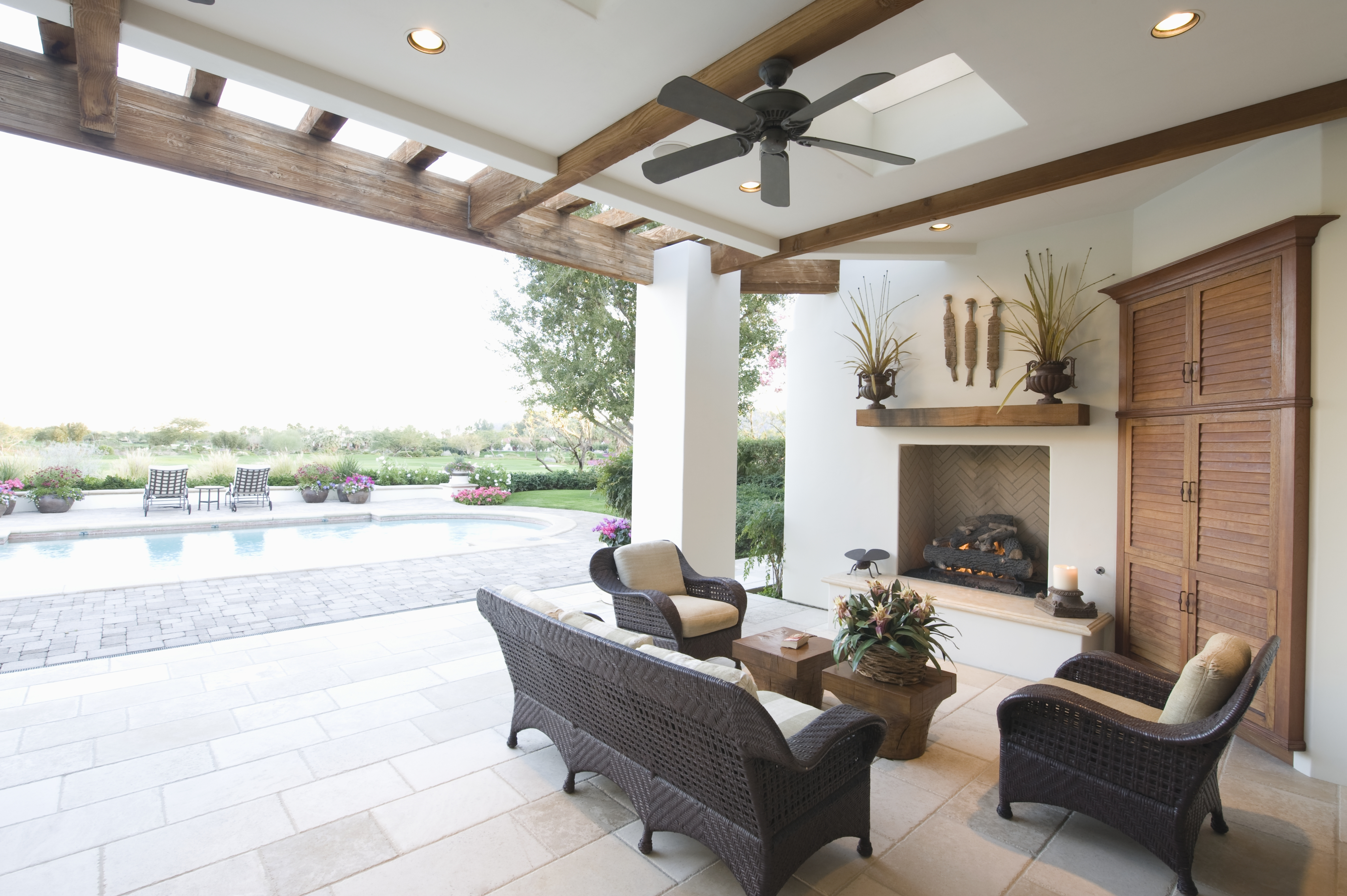 Famous Patio Fan Unique Ceiling Fans Outdoor Patio Home Design Ideas And Intended For Outdoor Ceiling Fans For Patios (View 6 of 20)