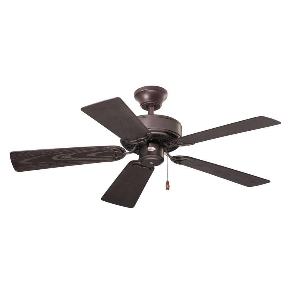 Famous Shop Emerson Summer Night 42 Inch Oil Rubbed Bronze Traditional Regarding 42 Inch Outdoor Ceiling Fans (View 16 of 20)
