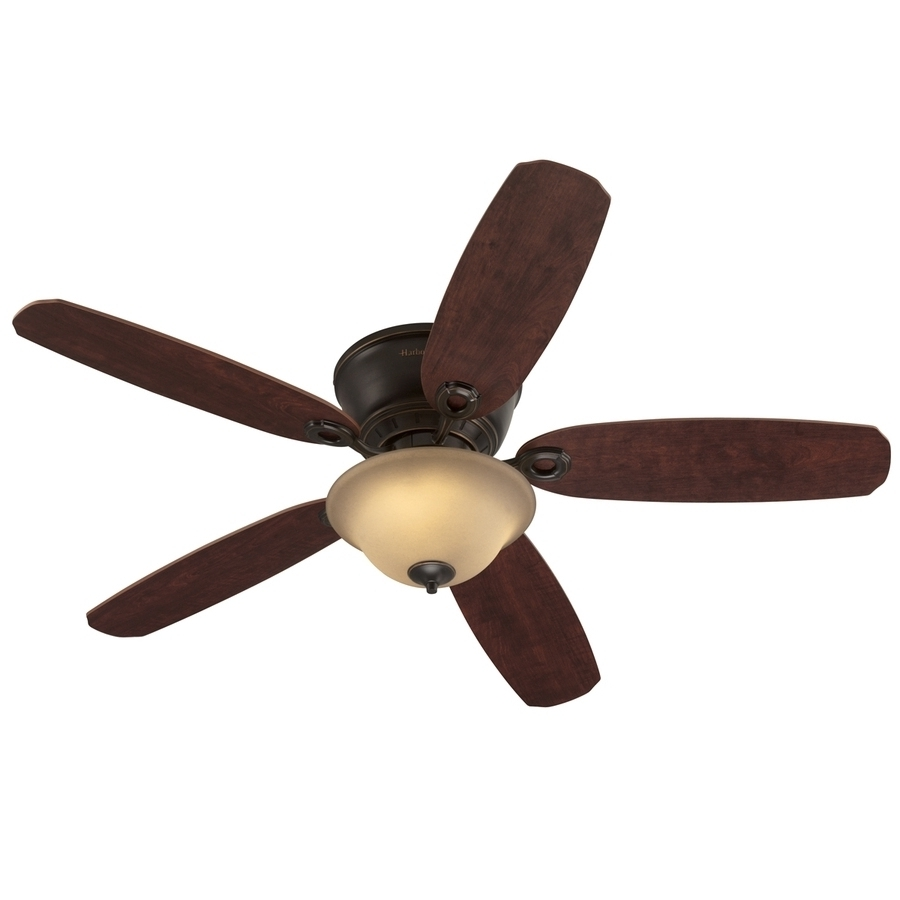 Famous Wayfair Outdoor Ceiling Fans With Low Profile Ceiling Fan Fan All Fans Wayfair Outdoor With, Low (View 4 of 20)
