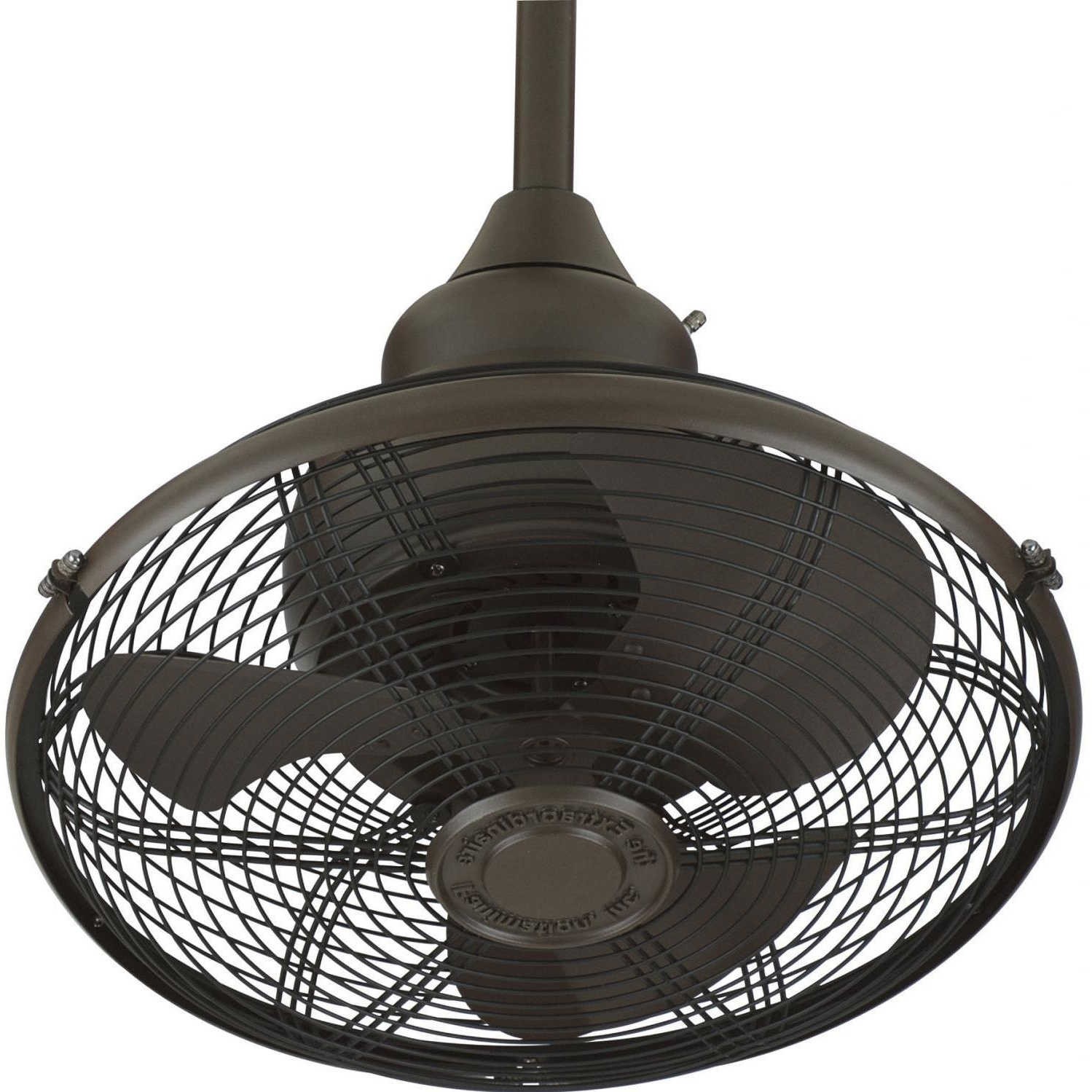 Fanimation Extraordinaire 18 Inch Outdoor Ceiling Fan – Oil Rubbed Within Latest Outdoor Ceiling Fans With Hook (View 7 of 20)
