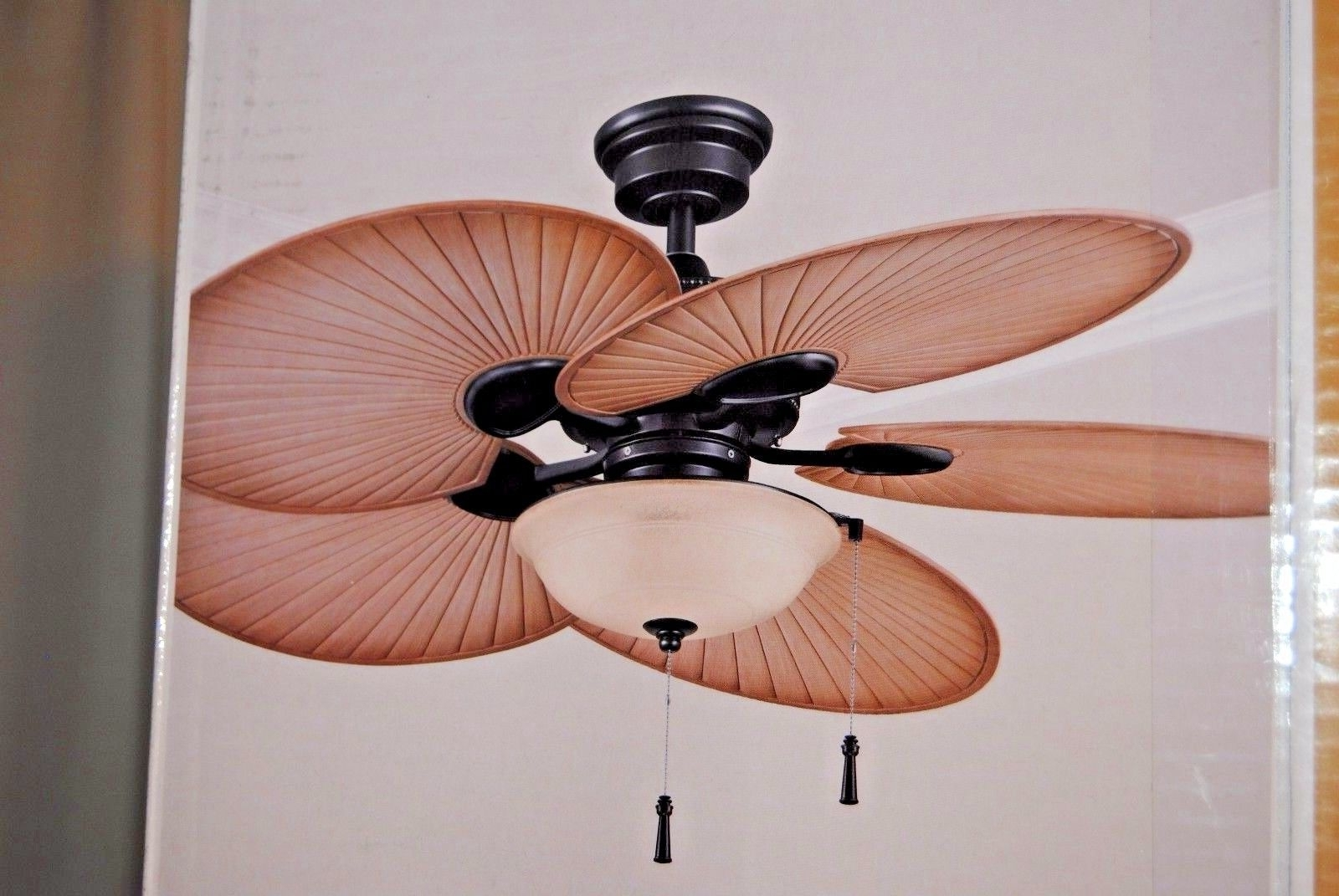 Fashionable 48 Outdoor Ceiling Fans With Light Kit For Hampton Bay Havana 48 In (View 18 of 20)