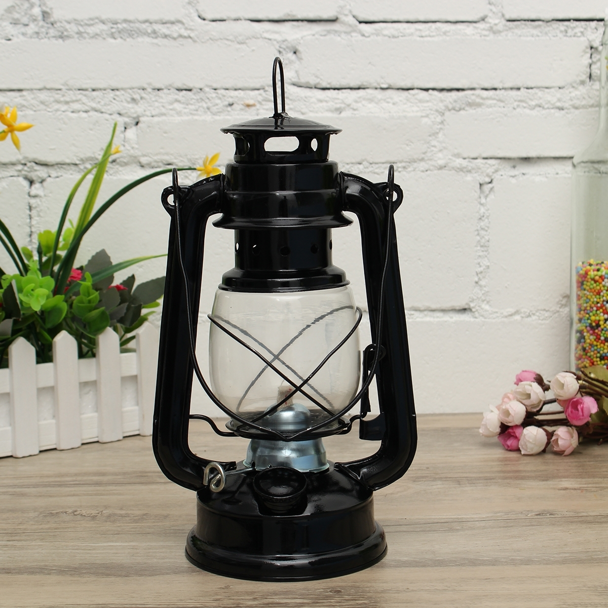 Fashionable Lamps & Lanterns – Ipree® Retro Oil Lantern Outdoor Garden Camp With Outdoor Hanging Oil Lanterns (View 7 of 20)