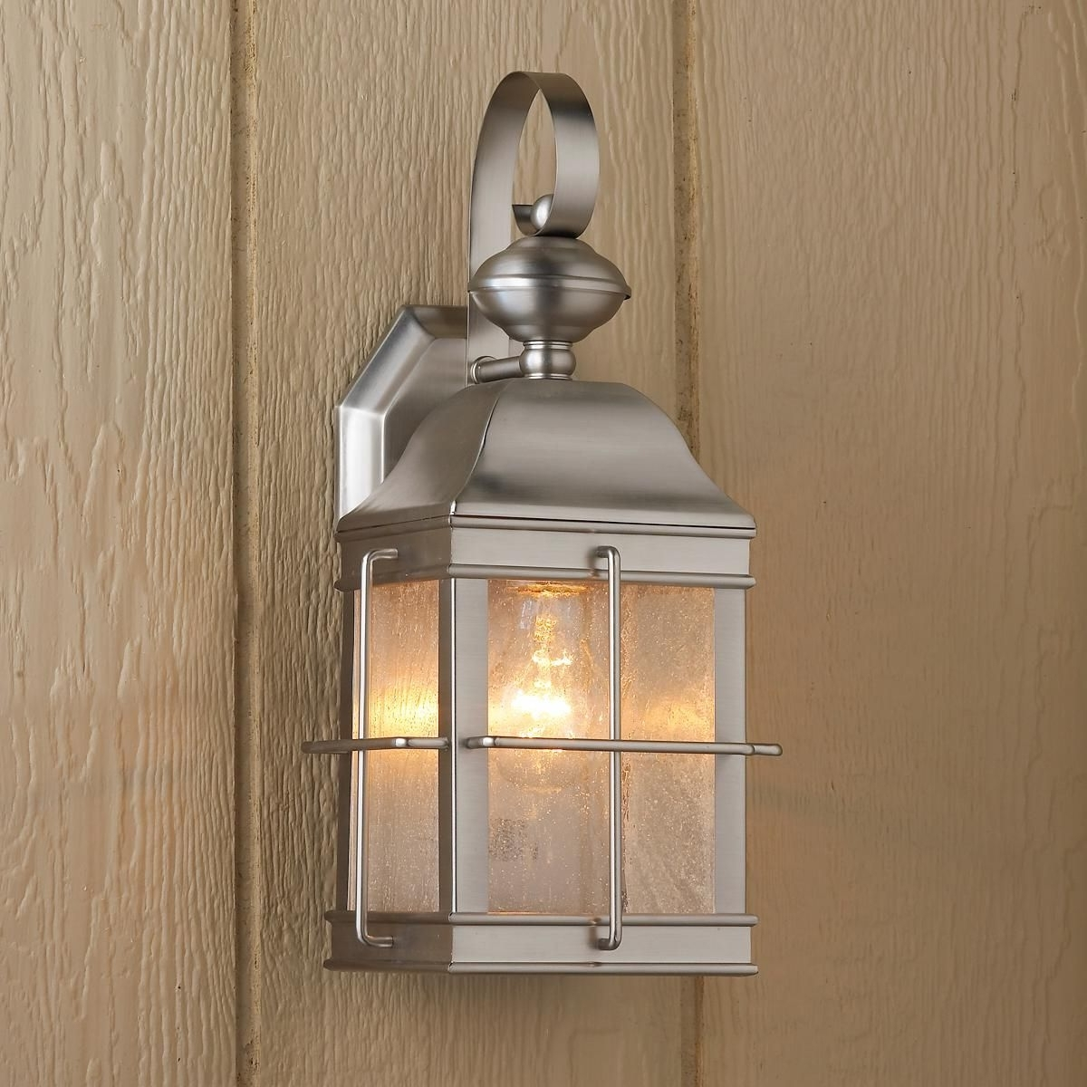 Featured Photo of Outdoor Entrance Lanterns