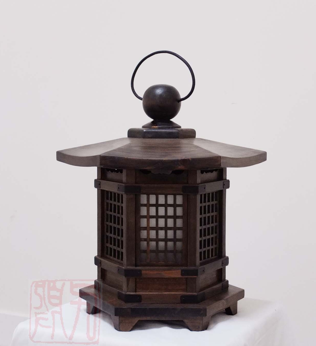 Fashionable Outdoor Japanese Lanterns Intended For Pagoda Lantern (wl1) – Eastern Classics (View 15 of 20)