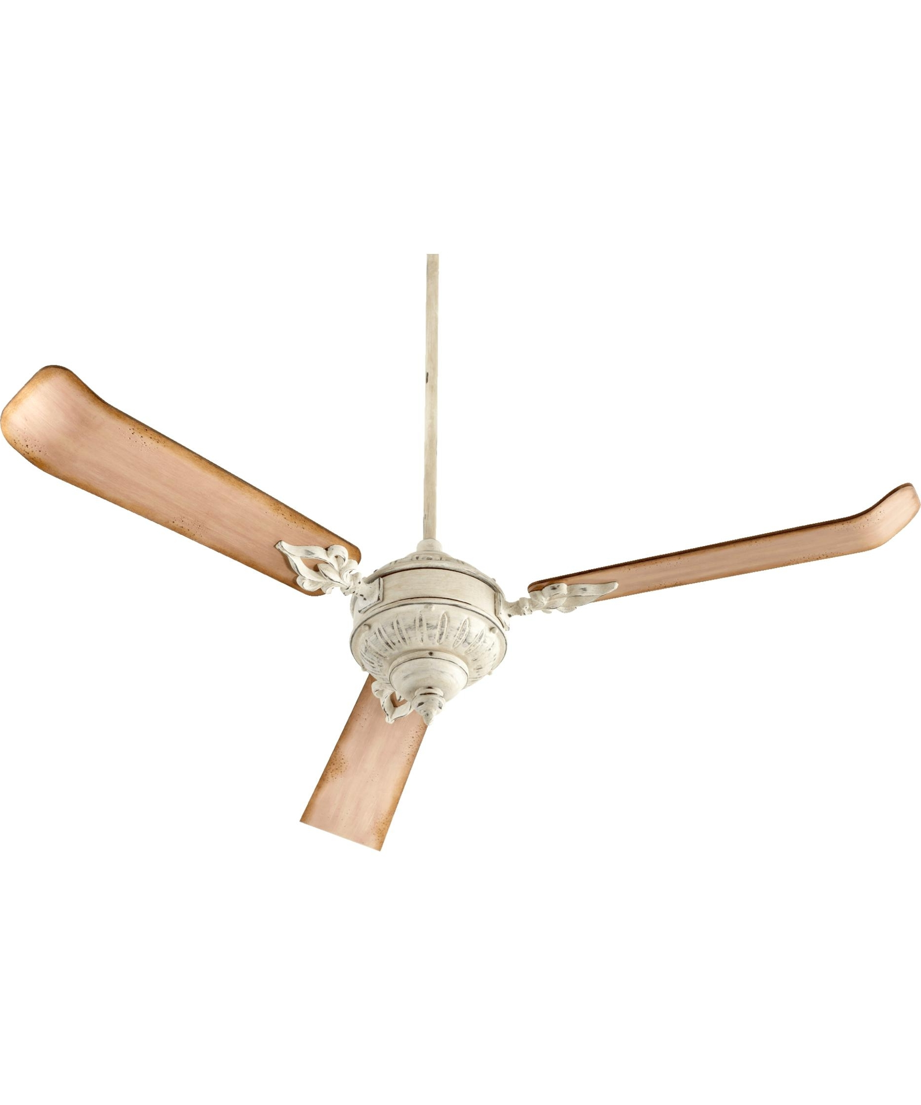 Fashionable Quorum International 27603 Brewster 60 Inch 3 Blade Ceiling Fan Regarding Quorum Outdoor Ceiling Fans (View 5 of 20)