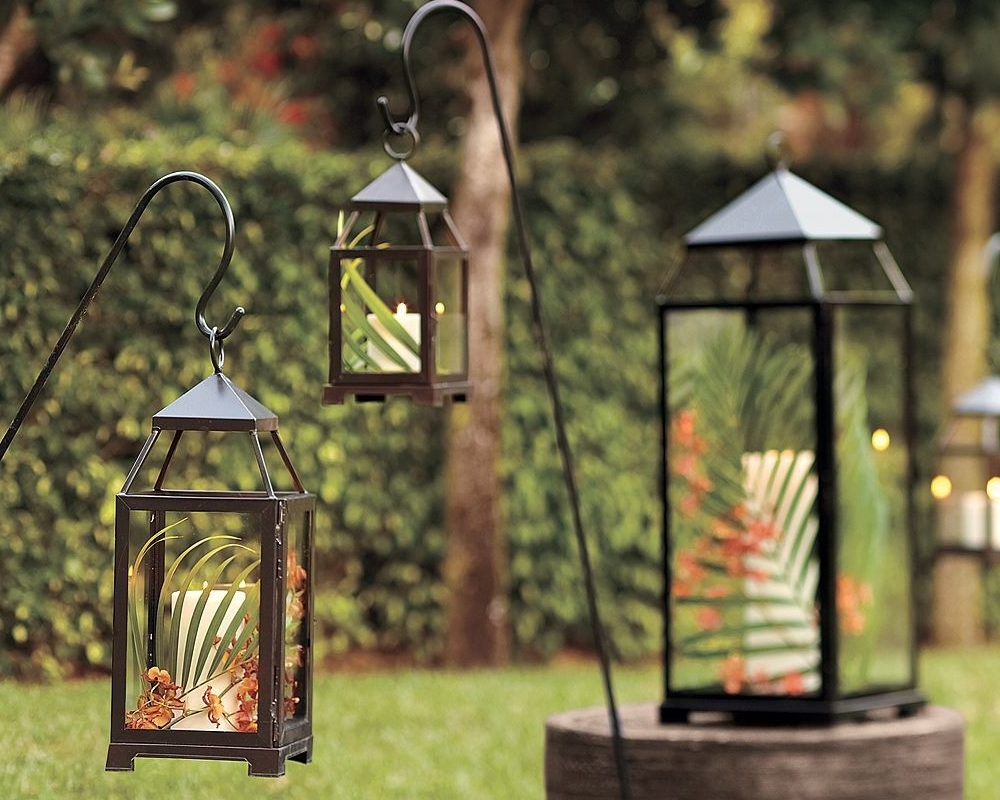 Favorite Amazon Outdoor Motion Lights With Pir Exterior Light Sconces Cover Inside Outdoor Lanterns At Amazon (View 6 of 20)