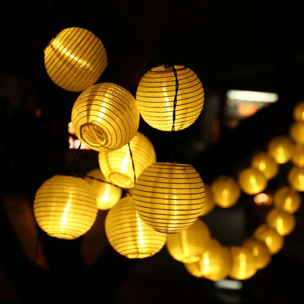Favorite Outdoor Ball Lanterns Throughout Round Outdoor Lights – Outdoor Lighting Ideas (View 11 of 20)