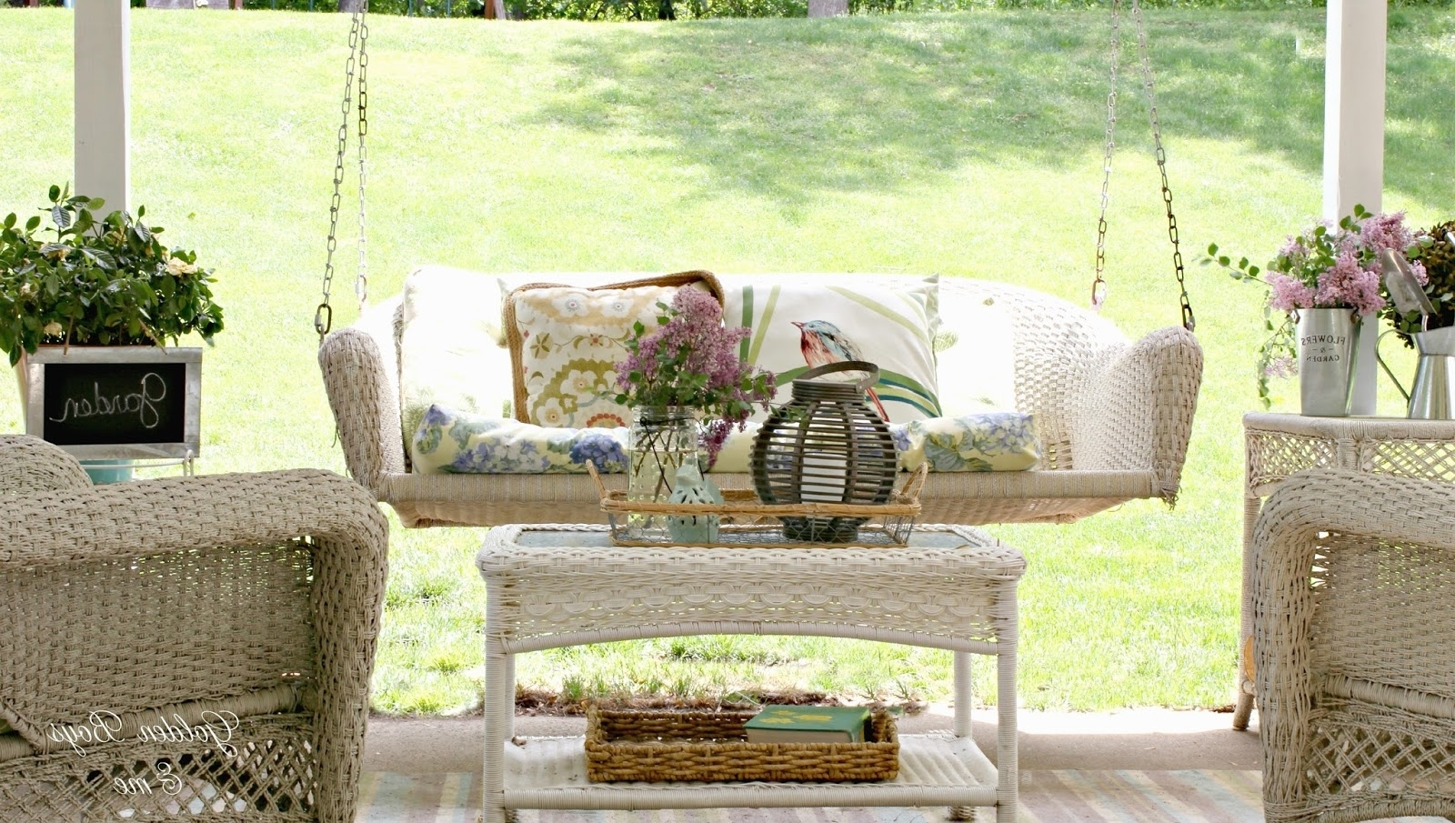 Favorite Outdoor Lanterns At Target Regarding Golden Boys And Me: Outdoor Patio Ideas (View 5 of 20)