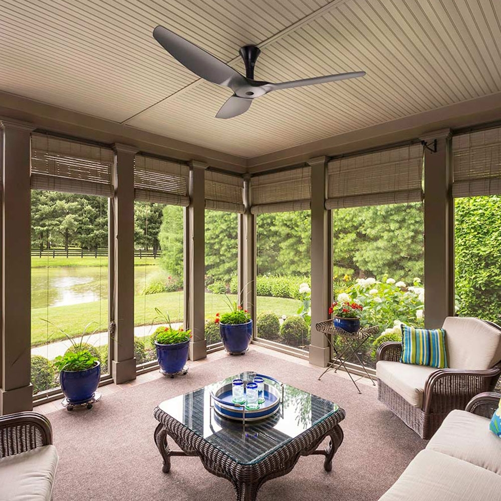 Favorite Outdoor Porch Ceiling Fans With Lights Regarding Installing Enclosed Ceiling Fan — The Lucky Design (View 4 of 20)